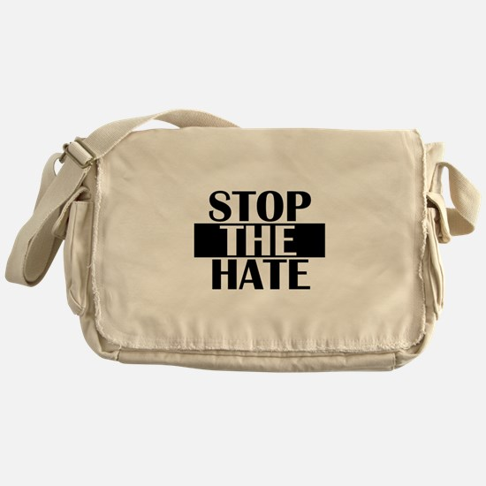 Cute Stop Messenger Bag