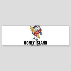 Coney Island, New York Bumper Sticker