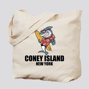 Coney Island, New York Tote Bag