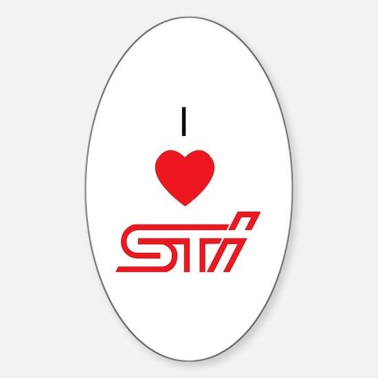 Cute Evo Sticker (Oval)