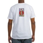 Ethel Barrymore-It Girl-1914 Fitted T-Shirt