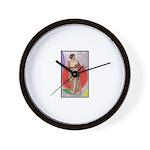 Ethel Barrymore-It Girl-1914 Wall Clock