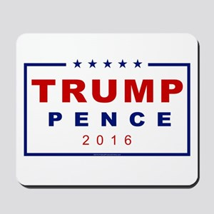 Modern Trump Pence 2016 Mousepad