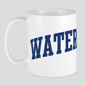 WATERMAN design (blue) Mug