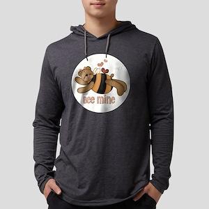BEE MINE BEAR Long Sleeve T-Shirt