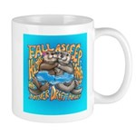 Fall Asleep Holding Hands Mugs