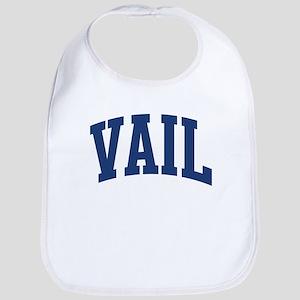 VAIL design (blue) Bib