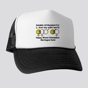 """Damn Straight, But..."" Trucker Hat"