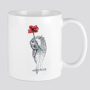 Owl & Poppy Mugs