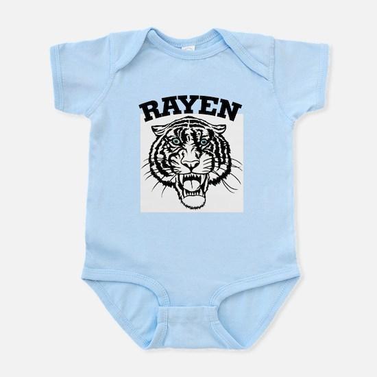 Rayen Tiger Infant Bodysuit