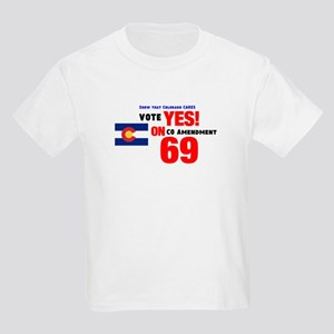 Vote Yes on 69 T-Shirt