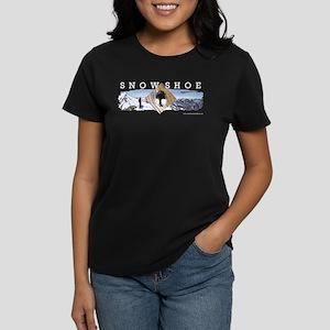 SNOWSHOE Women's Dark T-Shirt