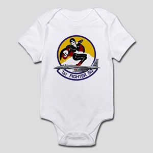 1st Fighter Squadron Infant Bodysuit