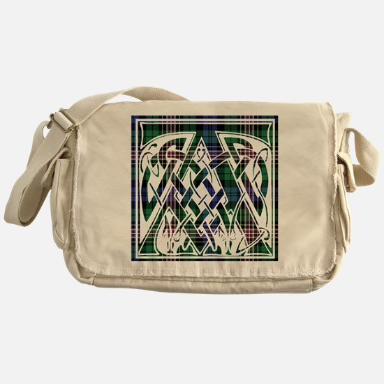 Monogram - Alison Messenger Bag