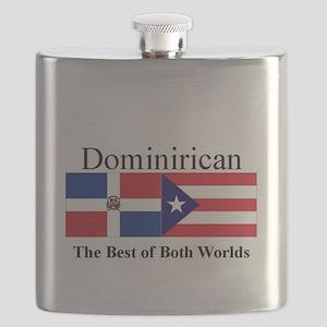 Dominirican Flask