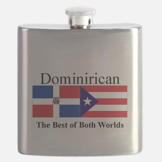 Dominirican.jpg Flask