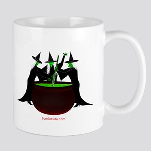 Witches Flute Brew Mugs