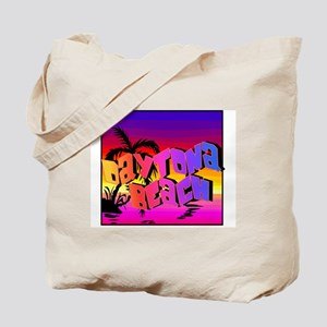 Daytona Beach Tote Bag