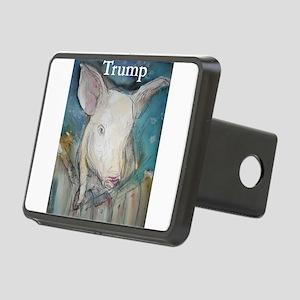 Anti Trump, pig Hitch Cover