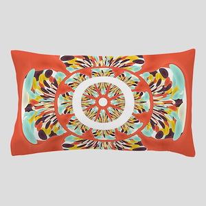 Colorful mandala Pillow Case
