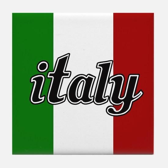 Italy Tile Coaster