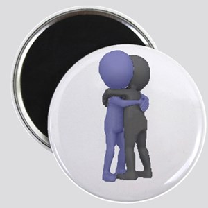Black and Blue Magnets