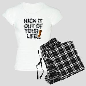 Quit Smoking Women's Light Pajamas
