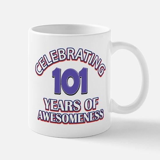 Celebrating 101 Years Mug