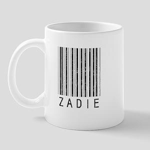 Zadie Barcode Mug