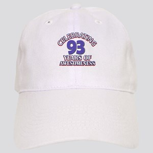 Celebrating 93 Years Cap