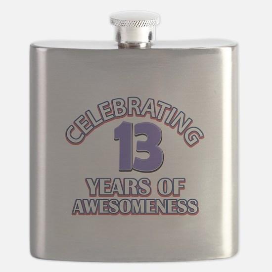 Celebrating 13 Years Flask