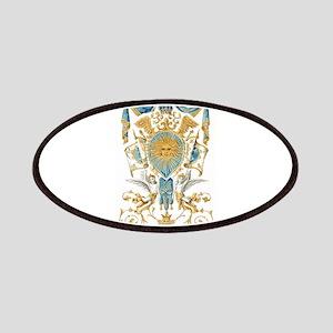 Badge of King Louis XIV Patch