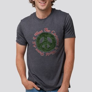 Christmas World Peace T-Shirt