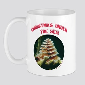 Christmas Under The Sea Mug