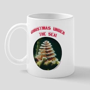 Christmas Under The Sea Mug