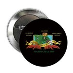 """Krewe of Ponchartrain L 2.25"""" Button (10 pack"""