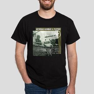 General G.S. Patton Dark T-Shirt