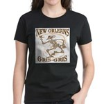 New Orleans Grsi Gris Women's Dark T-Shirt
