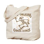New Orleans Grsi Gris Tote Bag