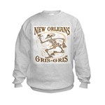 New Orleans Grsi Gris Kids Sweatshirt