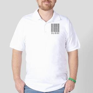 Bubbe Barcode Golf Shirt