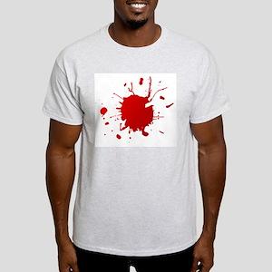 Blood splatter Light T-Shirt