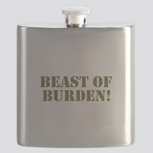 BEAST OF BURDEN! Flask