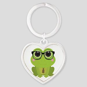 Frog Nerd Keychains