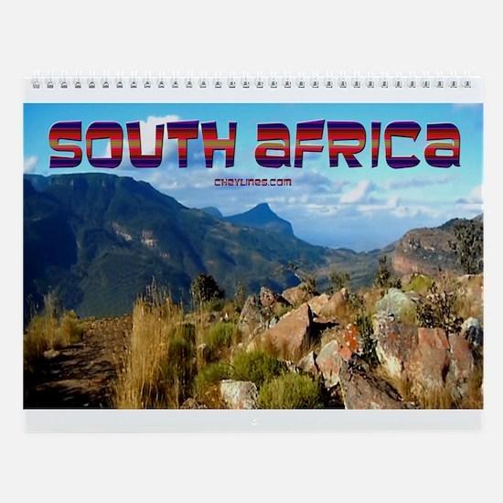 Wall Calendar South Africa