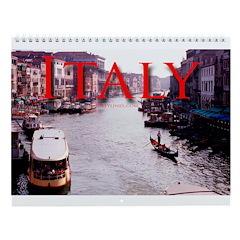 Italy Wall Calendar