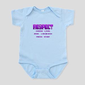 RESPECT Purple Body Suit
