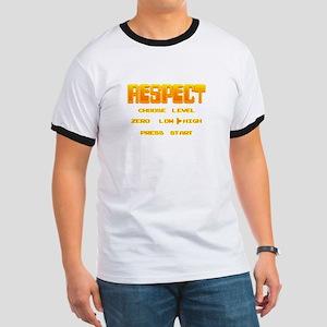 RESPECT Orange T-Shirt