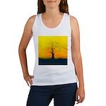72.naked tree..? Women's Tank Top