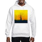72.naked tree..? Hooded Sweatshirt